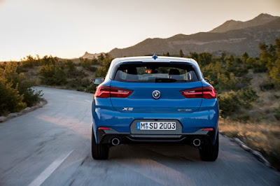 2018 BMW X2 SUV Coupe