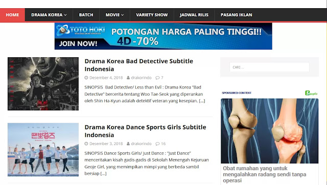 drakorindo.cc situs download drama korea subtitle indonesia