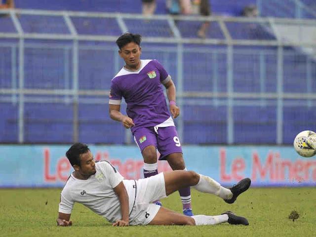 Diego Banowo Ungkap Persita Tangerang Sedang Membangun Tim