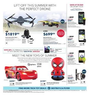 Best Buy flyer winnipeg valid June 23 - June 29, 2017