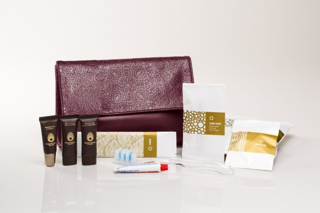 Etihad Airways introduces a range of comfort items and amenities for purchase on selected flights