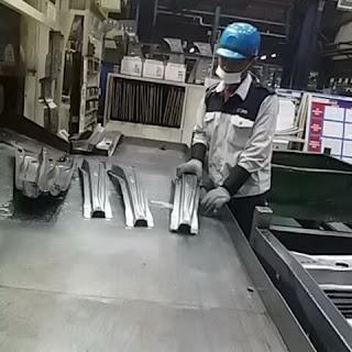 Loker SMK Cikarang Terbaru Operator Produksi PT. NTC (Nusa Toyotetsu Corp)