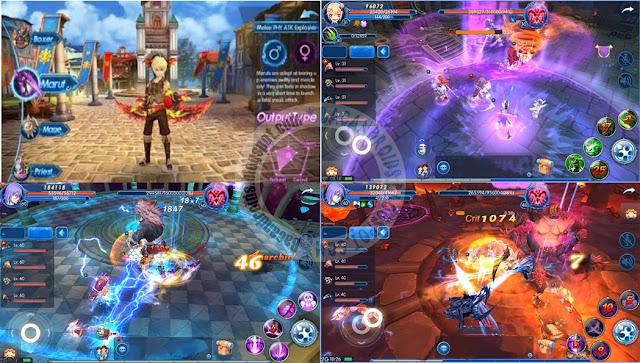 Hunter Age Mobile Apk LAtest New RG MMOD