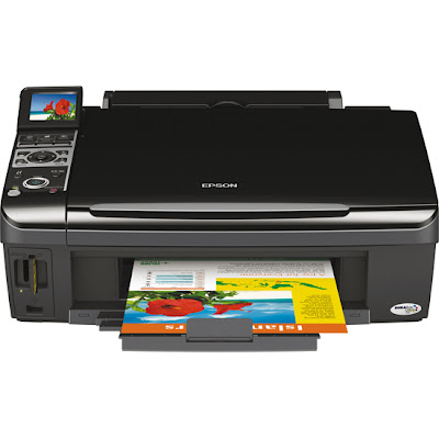 EPSON SX400 Driver Download