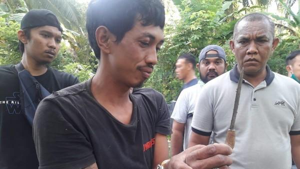 Pesta Miras di Malam Takbiran, Seorang Pemuda di Sulbar Tikam Teman Sendiri