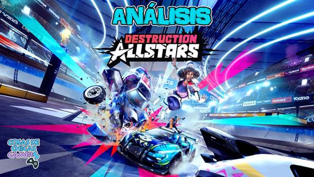 Análisis Destruction AllStars para PS5