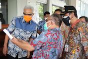 Ganjar Apresiasi Penanganan Covid-19 di Rembang