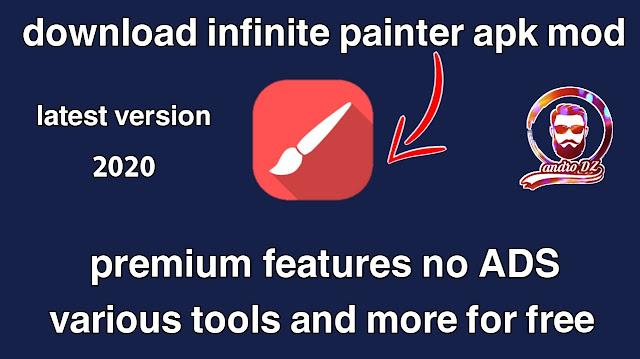 infinite painter apk mod