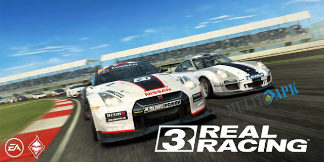 Real Racing 3 v4.1.6 Full MOD Apk+Data All GPU