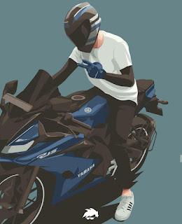 Vector Motor Yamaha