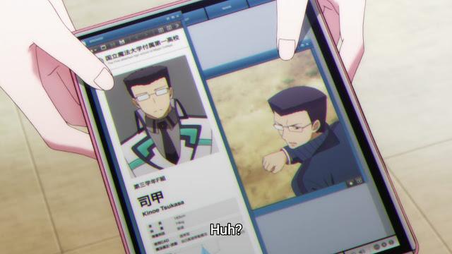 Mahouka Koukou no Yuutousei Episode 3
