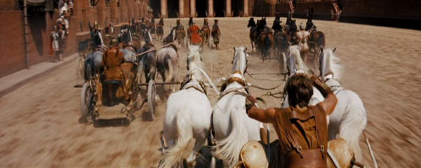 Ben-Hur, directed by William Wyler