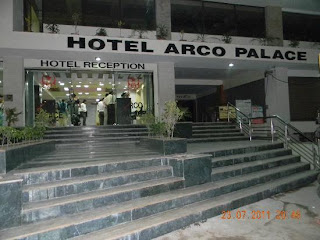Hotel Arco Palace Jaipur Contact Number