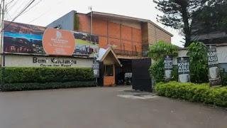 Liburan, Bumi KAtulampa Convention Resort