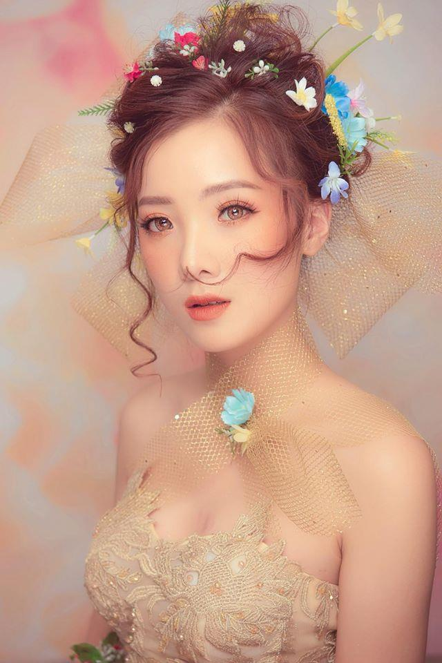 Hot girl…Lương Thủy Thu –