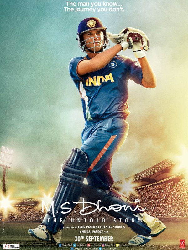MS Dhoni The Untold Story (2016) HD Movie For Mobile