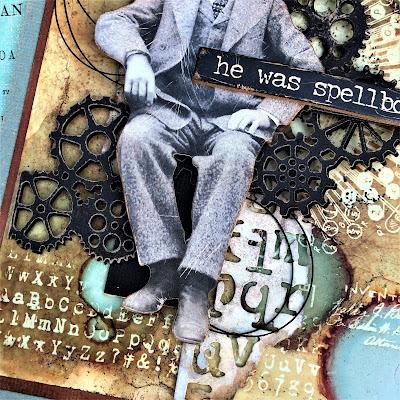 Sara Emily Barker http://sarascloset1.blogspot.com/ He Was Spellbound Alcohol Lift Ink Inventor 1 Gear Head Halloween 4
