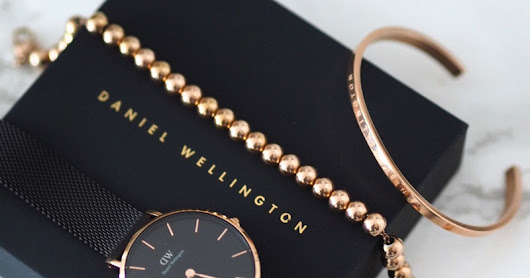 BLACK FRIDAY W/ DANIEL WELLINGTON