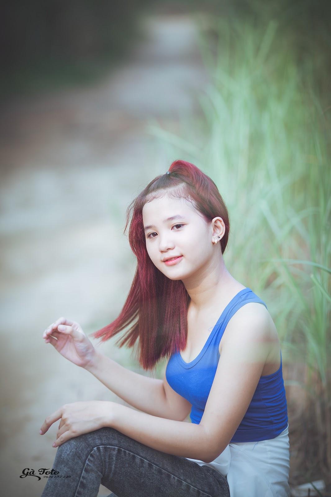 Vietnamese Beauty Girls by Gà Toto  (129 pics)