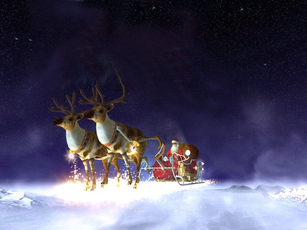 Christmas Wallpapers And Images And Photos: 3d Xmas