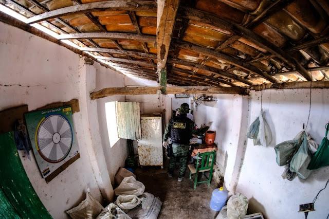 FPI interdita  em Monteirópolis/AL,  fabriquetas clandestinas de queijo