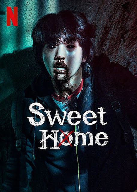 Song Kang as Cha Hyun Su : Drama Korea Sweet Home