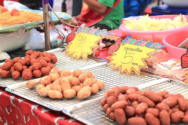 Street Food Food Travel Blogger Photography Chiang Mai Thailand