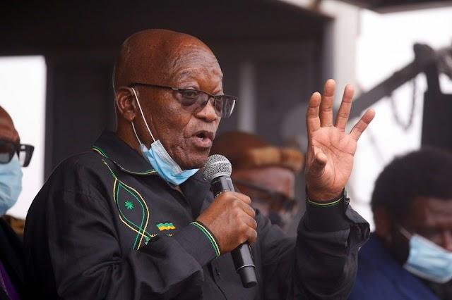 Ex-presidente Jacob Zuma é preso na África do Sul
