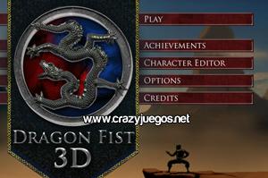 Jugar Dragon Fist 3D