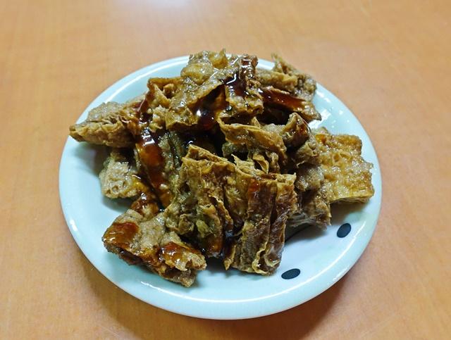 卍素食專家~滷味小菜豆皮