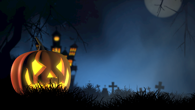 halloween desktop pictures wallpaper