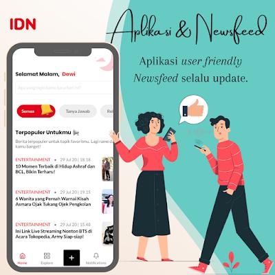 IDN App