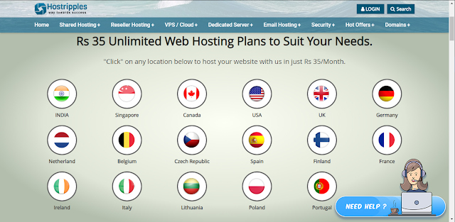 CHEAPEST WEB HOSTING IN INDIA | UNLIMITED CHEAP HOSTING