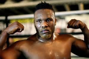 Dereck Chisora boxer