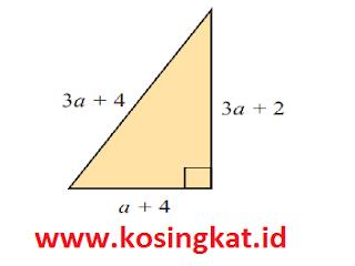 kunci jawaban matematika kelas 8 halaman 45 - 52 uji kompetensi 6