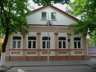 Пинск. Синагога