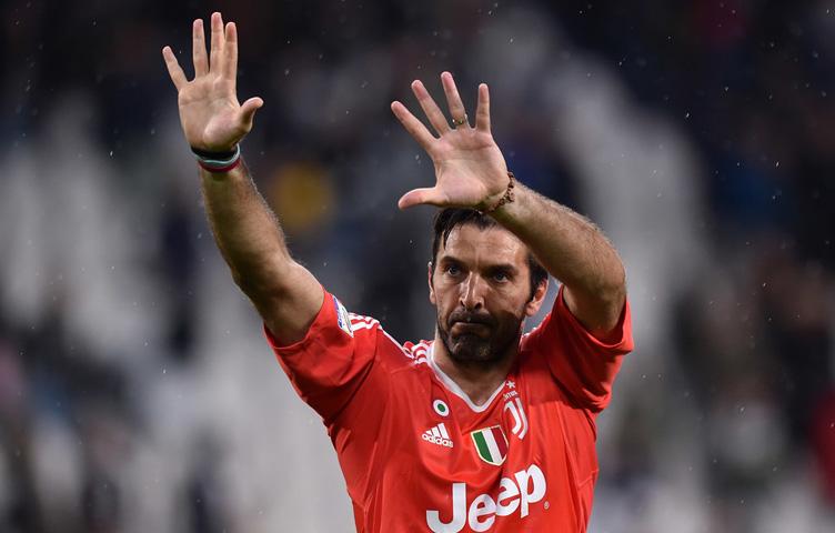 "Buffon: ""Sedmica prepuna emocija i adrenalina"""