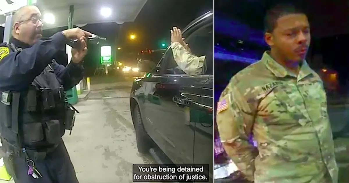 Army Lieutenant To Sue Virginia Police After Being Brutally Arrested Following Traffic Stop