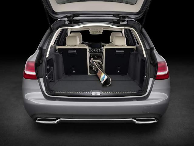 Mercedes-Benz C300 Estate 2018: preços e especificações