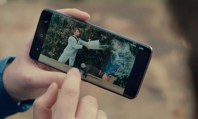 Fitur andalan Samsung Galaxy S9 super slow motion menjadi buah bibir dikalangan konten kreator. Mereka yang hobi membuat konten kreatif, fitur di smartphone premium ini memang ditunggu-tunggu.