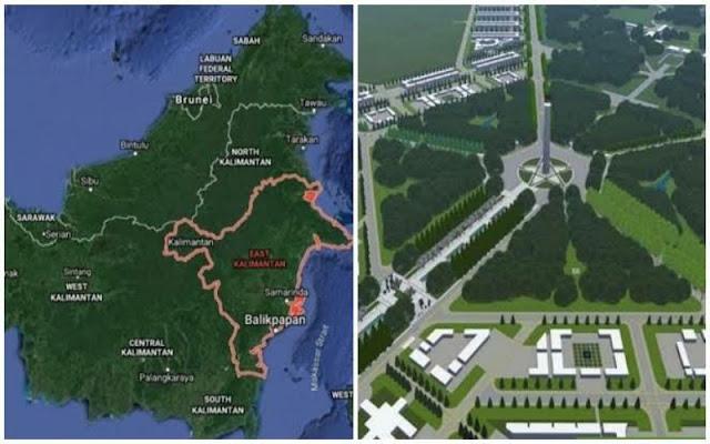 RUU Pemindahan Ibu Kota Negara Usai 2021, Proyek Dimulai 2022