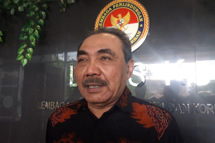 LPSK Pertanyakan Tugas Unit Kerja Presiden Soal Penanganan Kasus Pelanggaran HAM