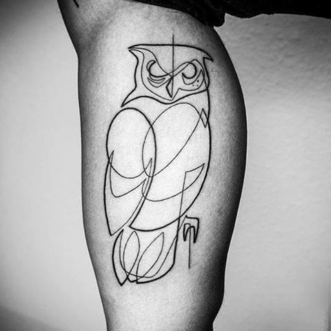 line tattoo designs for men | Tattoo Designs 2019