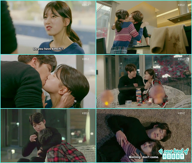 JOon Young kiss Noh Eul - Uncontrollably Fond - Episode 15 Review