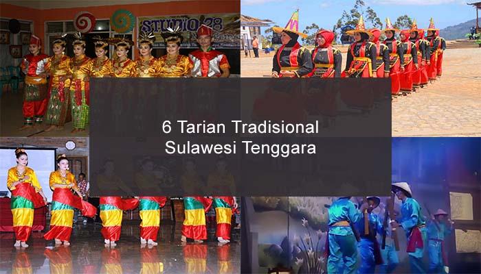 Inilah 6 Tarian Tradisional Dari Sulawesi Tenggara Dan Penjelasannya