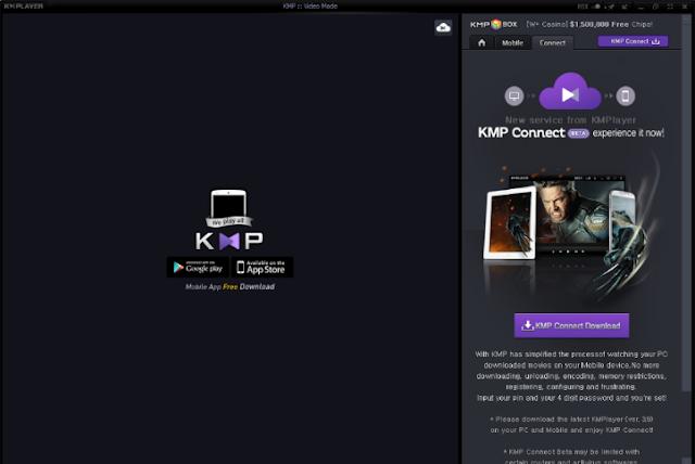 تحميل برنامج كي ام بلاير مجانا للكمبيوتر KMPlayer 4.2