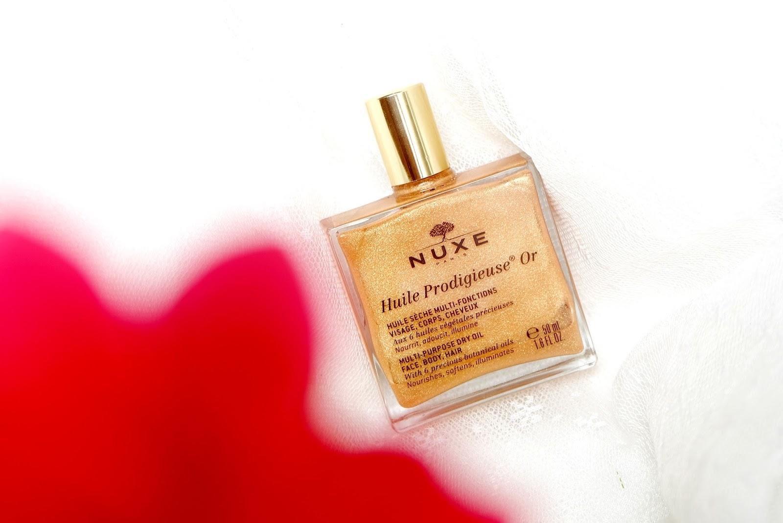 Prodigieux Parfumamp; BeautyreviewNuxe Huile Dry Prodigieuse Le Ybg7vfIy6