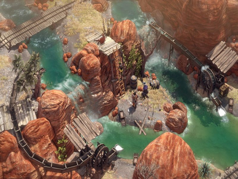 Download Desperados III Game Setup Exe
