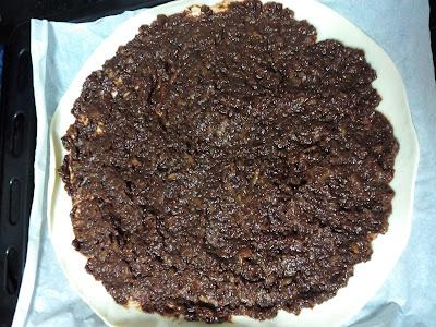Empanadilla-Morcilla-miel-pasas-manzana