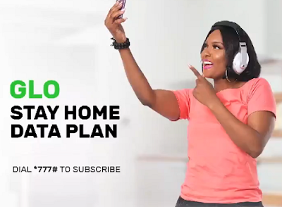 Glo Introduces Stay Home Data Plan, Offers 20% More Data